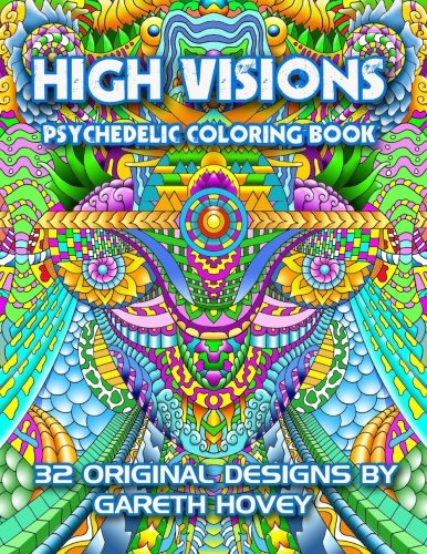 (High Visions - Psychedelic Coloring)