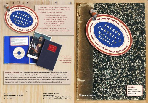 Joseph Cornell's Manual of Marvels: How Joseph Cornell reinvented a French agricultural manual to create an American masterpiece