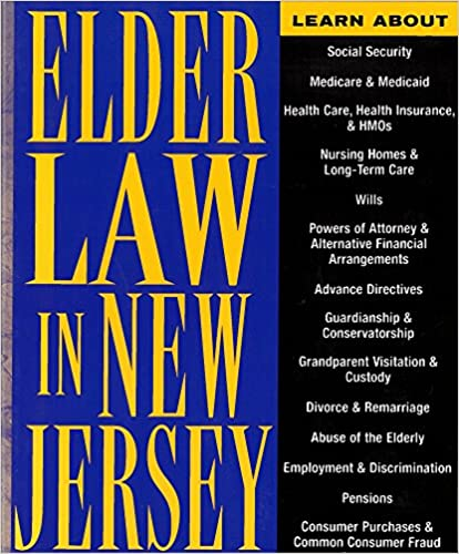 Elder Law in New Jersey: Finding Solutions for Legal