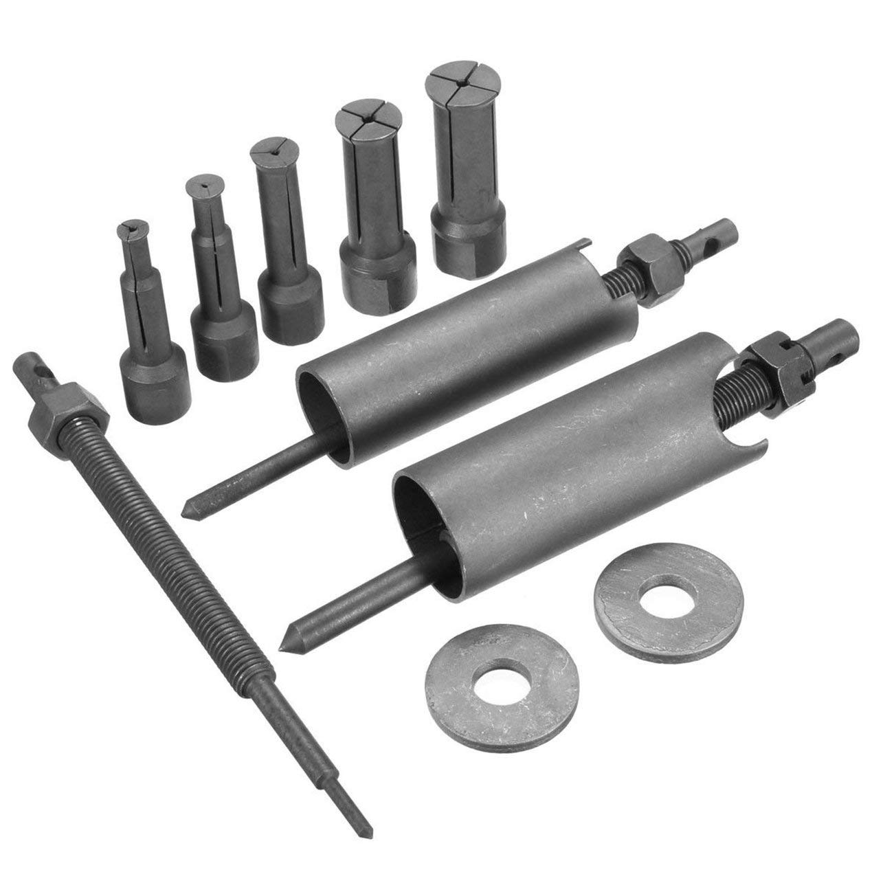 grau Motorrad-Box Innenlager Spezielle Werkzeuglager Remover Lagerabzieher Auto Getriebe Remover Pulling Extractor Tool