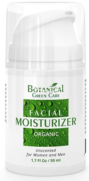 Crema Facial Hidratante Orgánico 100 Natural Face Crema Hidratante Para Piel Sensible Grasosa O Seco Anti Edad Y Anti Arrugas Para Hombres Y Mujeres Beauty