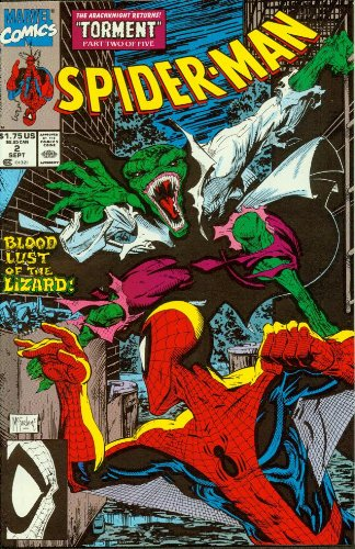 Spider-Man #2 Torment Part Two