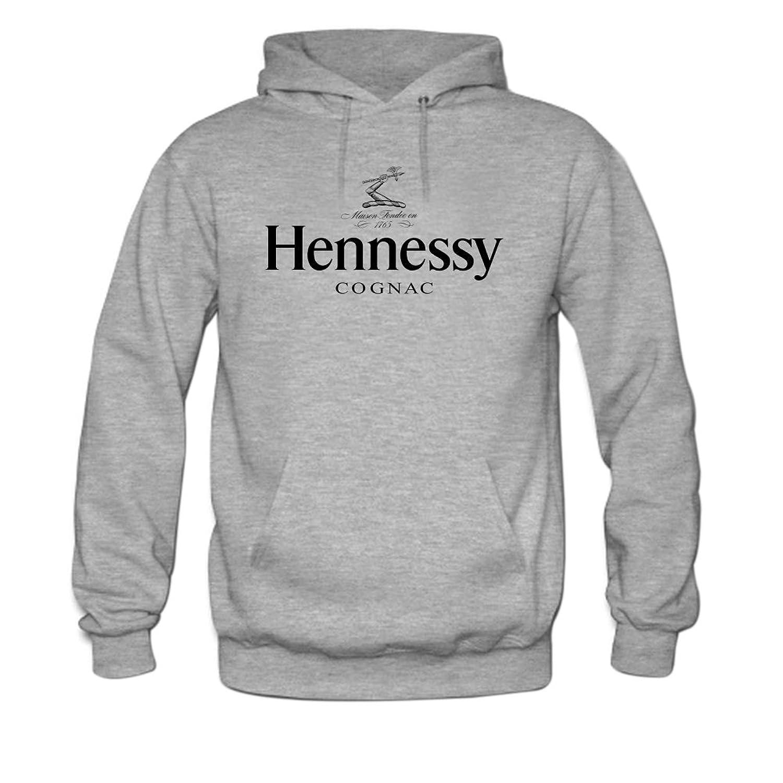8948f6f21 Men's hennessy cognac Cotton Fashion Hoodied Sweatshirt 80%OFF ...