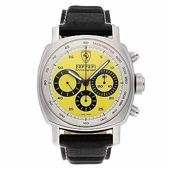 Panerai Ferrari Automatic-self-Wind Male Watch FER00034 (Certified Pre-Owned)