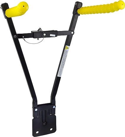 AB Tools / Portabicicletas Portabicicletas 3 Fijación de la Barra ...
