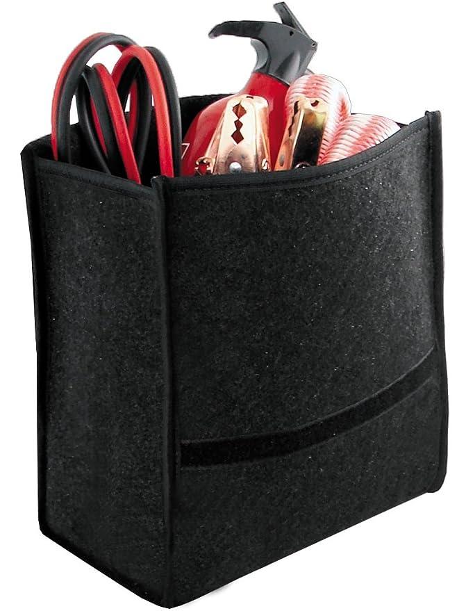 EJP-Bag Praktische Kofferraumtasche in Schwarz gro/ß f/ür jedes Fahrzeug Passend f/ür C5 AIRCROSS