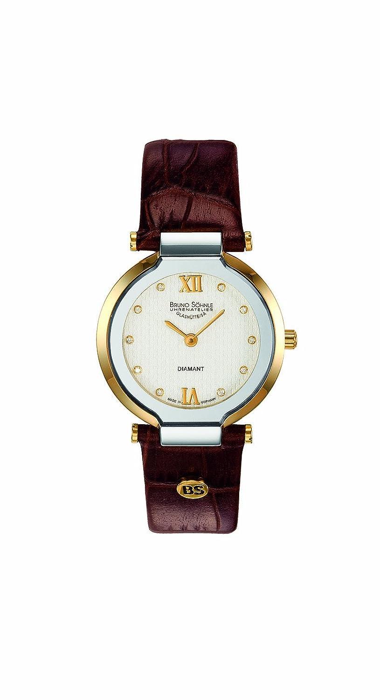 Bruno SÖhnle Damen-Armbanduhr 17-23077-931