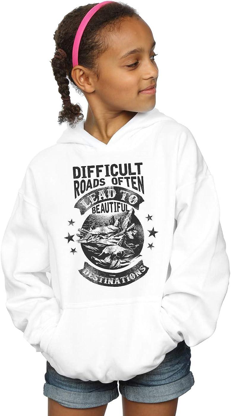 Absolute Cult Drewbacca Girls Lets Get Outdoors Hoodie