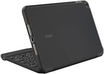 ZAGG ID8ZFK-BBG Teclado para móvil Negro QWERTZ Bluetooth - Teclados para móviles (Negro