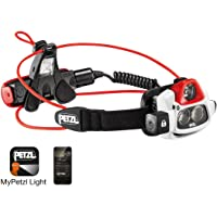 Petzl Nao+ 750 Lumen Reactive Rechargeable Bluetooth Headlamp