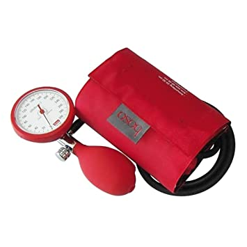 Tensiómetro Boso Clinicus - Tensiómetro Boso Clinicus rojo: Amazon.es: Salud y cuidado personal