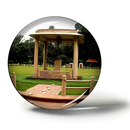 Hqiyaols Souvenir India Gandhi Smriti Nueva Delhi Imanes Nevera ...