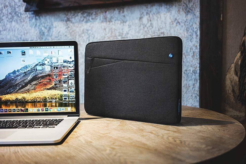 DELL XPS 13 Estuche para port/átil MacBook Pro 13 USB-C A2159 1989 A1706 A1708 tomtoc Funda para port/átil para Surface Pro de 12.3/'/' 2018 MacBook Air 13.3 Retina A1932 Touch ID