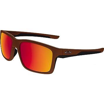 7ef1738df6 Oakley MAINLINK OO9264-926424 Sunglasses CORTEN w/TORCH IRIDIUM Lens 57mm