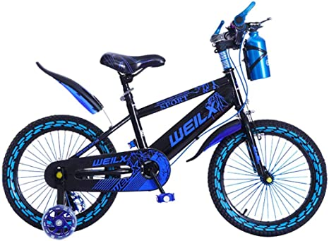 MYMGG Bicicleta Infantil para Niños Y Niñas, De 4 A 12 Años, De 12 ...