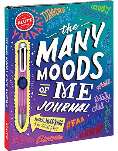Many Moods Me Journal
