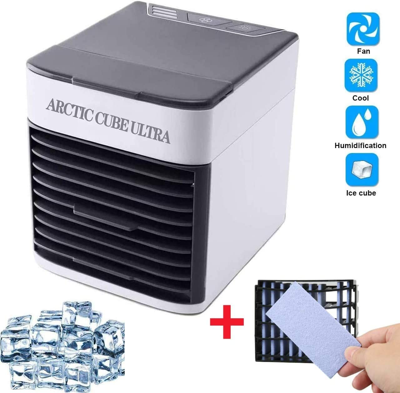 Arctic Cube 10 Ultra La solución, fácil y compacta para refrescar ...