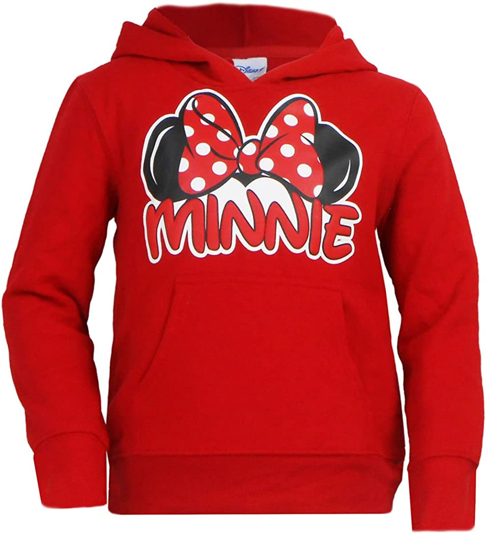 Disney Exclusive Kids Minnie Mouse Fleece Hoodie