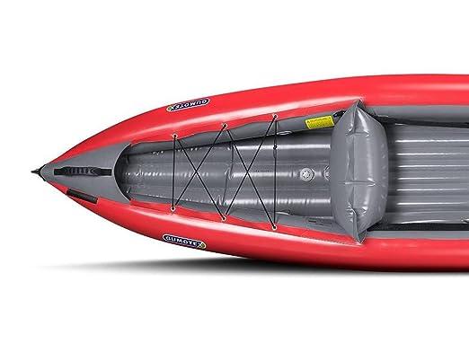 gumotex - Safari 330 rojo canoa hinchable + Remo + Bomba 044081-r ...