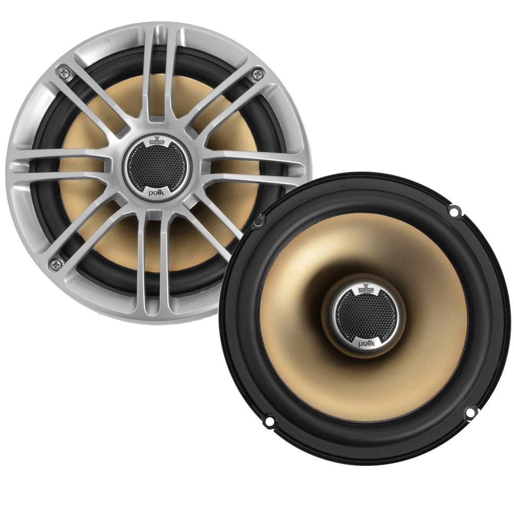 Polk Audio DB651- Best Sounding Car Speakers