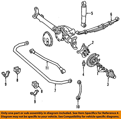 amazon com mopar j5364122, suspension stabilizer bar link cj7 exhaust diagram cj7 sway bar diagram #3