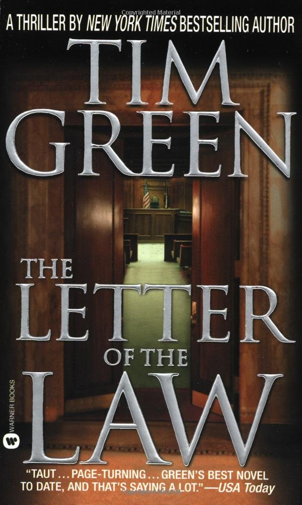 Read Online The Letter of the Law ebook