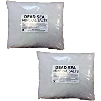 Hexeal DEAD SEA SALT | 10KG BAG | 100% Natural | FCC Food Grade