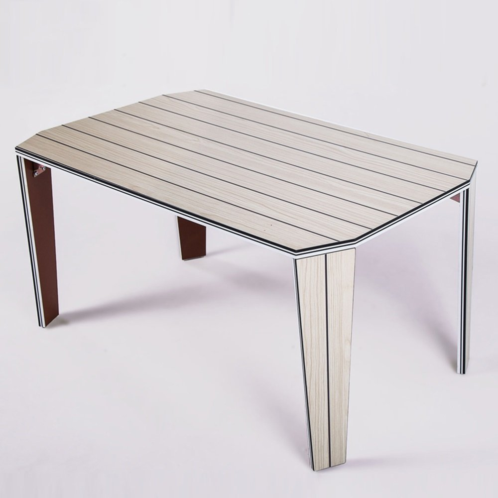XIA 折り畳みテーブル ラップトップテーブルベッド学生用テーブルスタンドテーブルを増やすシンプル折りたたみ式レイジーテーブルデスク80 * 50 * 41cm(縦*横*高さ) ( 色 : B ) B07BV4QFVP B B