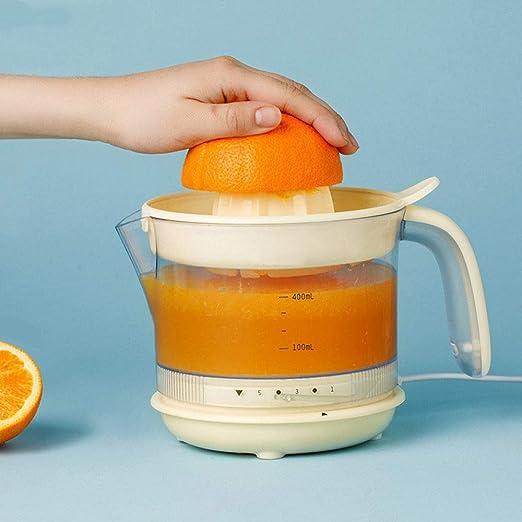 XVCHANGQING Exprimidor de Taza jugo eléctrico jugo limón naranja ...