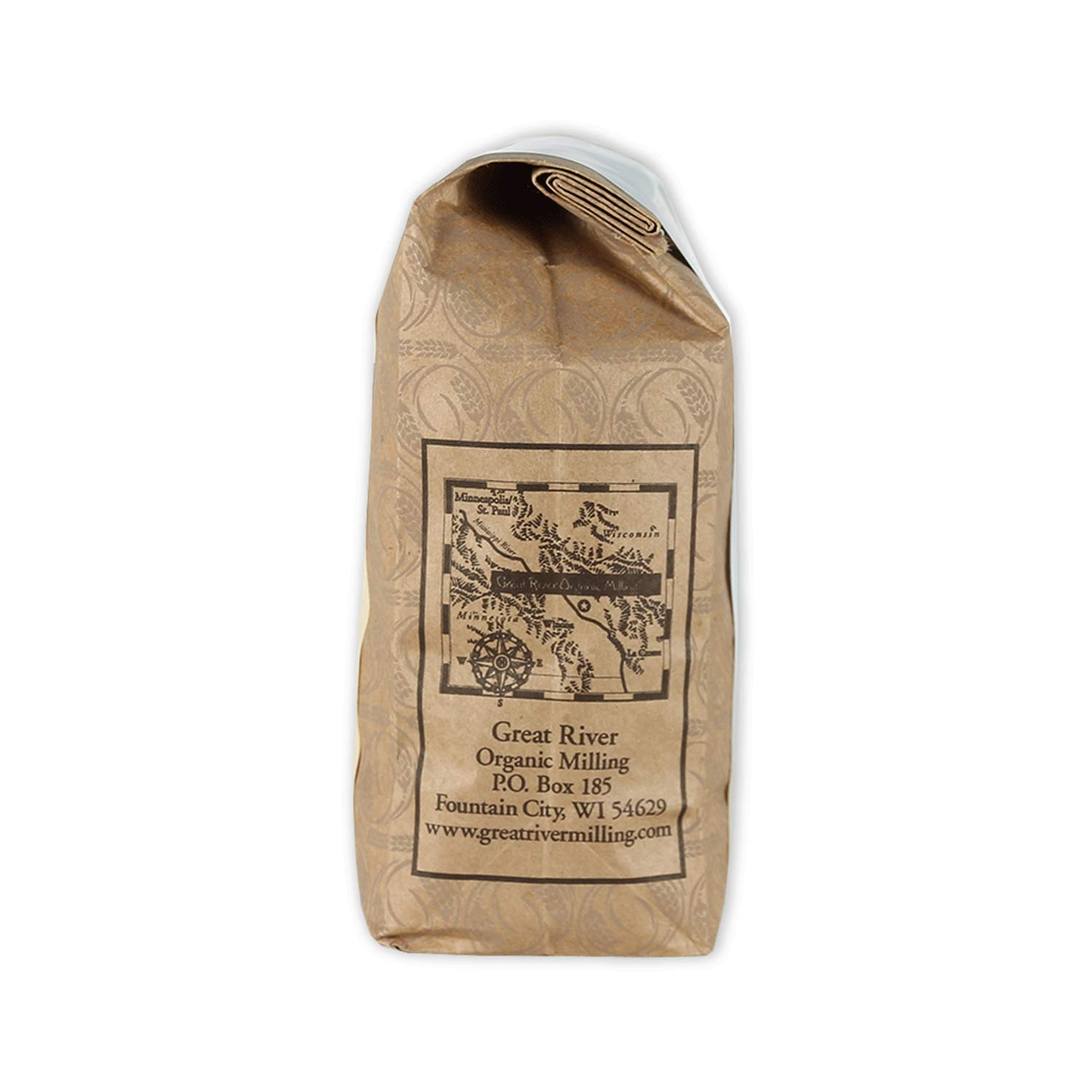 Great River Organic Milling Organic Barley Flour, 2 Pound(Pack of 4) by Great River Organic Milling (Image #5)