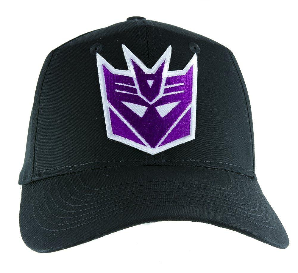 Decepticons Transformers Hat Baseball Cap Alternative Clothing Megatron