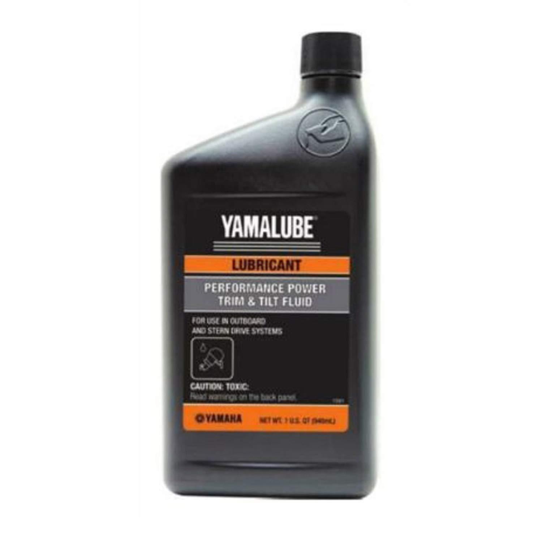 Yamaha ACC-PWRTR-MF-32 Power Trim/TILT FLUI; ACCPWRTRMF32 by YAMAHA