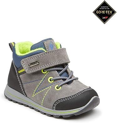 nuevo producto gran inventario bienes de conveniencia Amazon.com | Primigi Boys Booties Grey Blue and Green - PSNGT ...