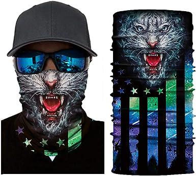 Headbands Cupcake Headwear Bandana Sweatband Gaiter Head Wrap Mask Neck Outdoor Scarf