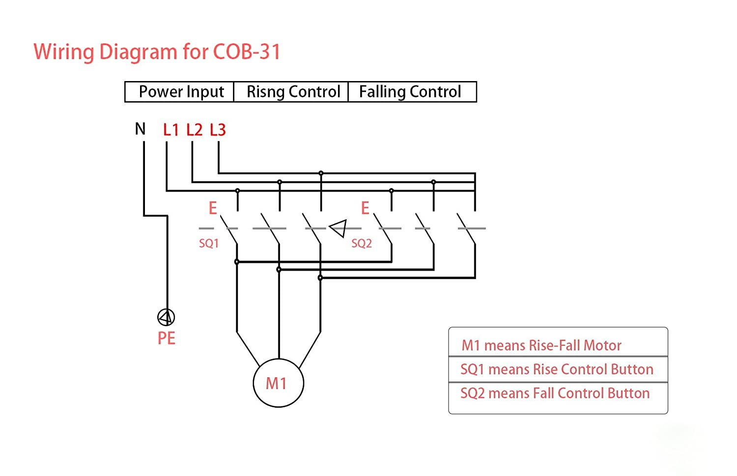 light and switch wiring diagram for ceiling switch wiring diagram for an up and down up down switch wiring - wiring diagram #4