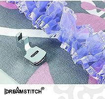Singer Pfaff janome DreamStitch SA120 Kenmore simplicidad Prensatelas para m/áquina de coser para hermano Simplicity Viking #702