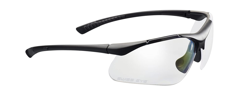 Swiss Eye Sportbrille Maverick, rubber black, 40221
