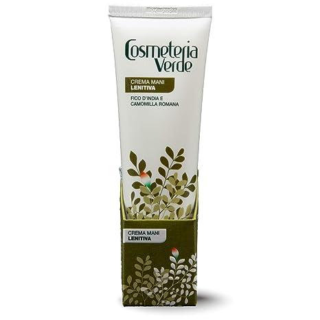 Crema Manos Calmante Cosmeteria Verde - Gracias a la fuerte acción calmante y hidratante de sus