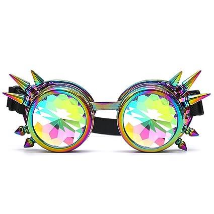 4f2c9b05d07 Amazon.com  VESNIBA Festival Party EDM Sunglasses