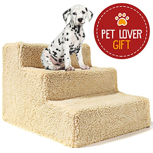 Superbe Cheap Animals Favorite Pet Stairs, 3 Steps Ramp Ladder For Dogs, Portable,  Supports