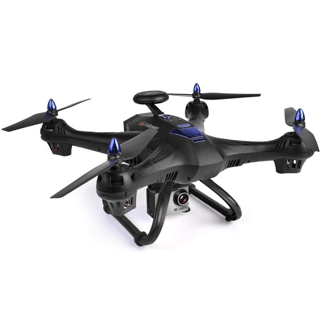 Jamicy 6 Achsen-Gyro X183S 5G 1080P Wifi FPV-Kamera GPS-Drohne LED LED LED Folgen Mir großen RC Quadcopter (Schwarz) cbcc75