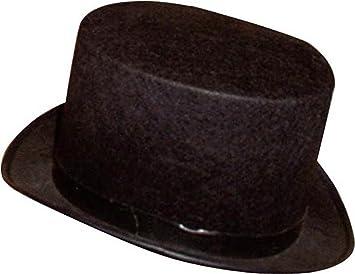 Chapeau Haut de Forme Noir - Enfant - Taille Unique  Amazon.de ... 6502941ccf9