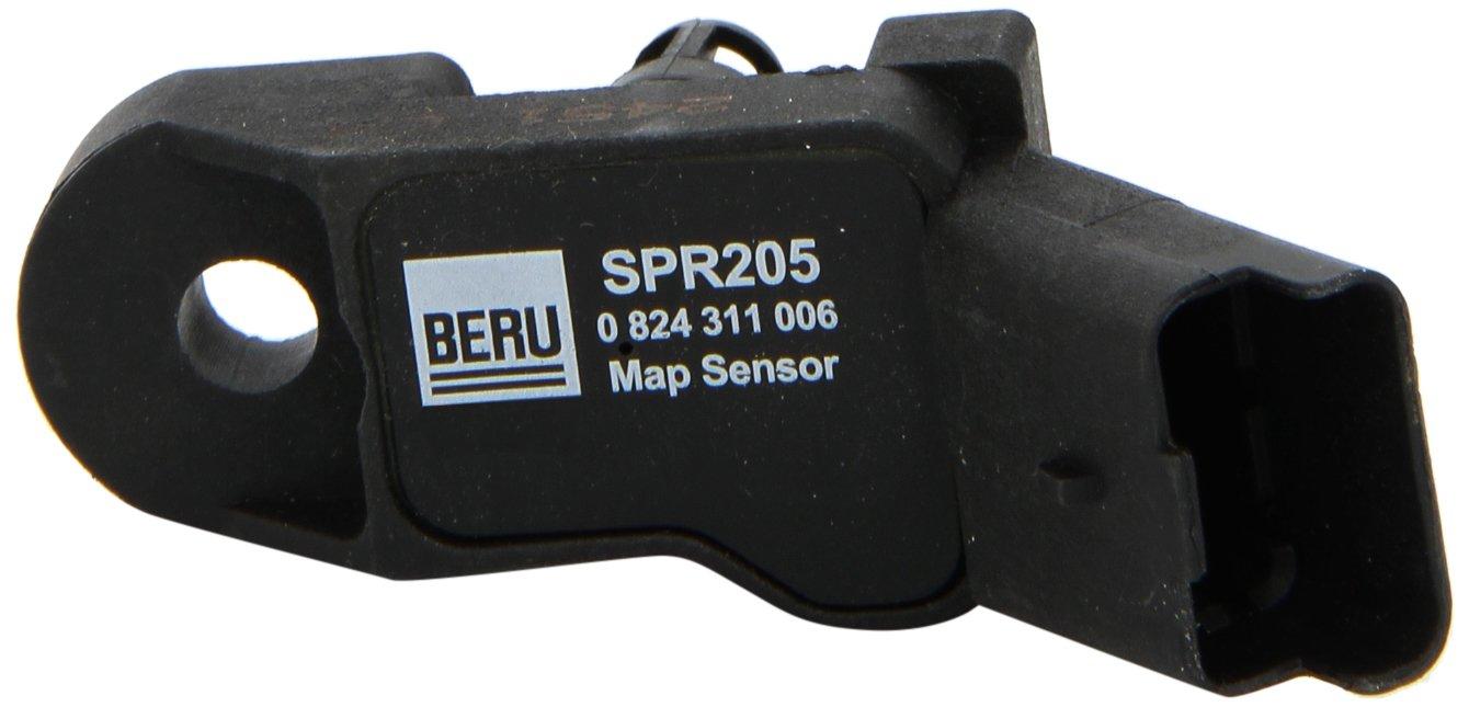 Beru AG 0824311006 Sensor, presió n colector de admisió n presión colector de admisión