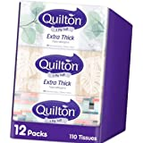 Quilton 3 Ply Extra Thick Facial Tissues