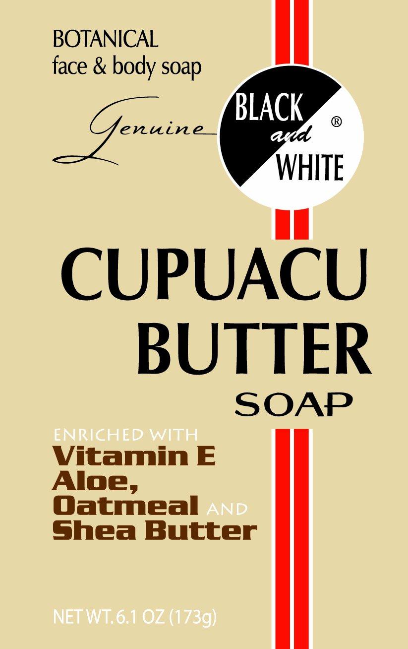 Black & White Soap - Cupuacu 6.1 oz.