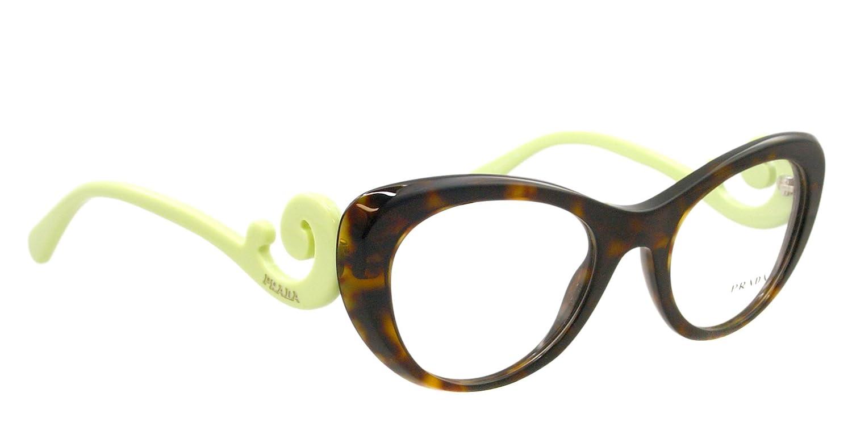 Occhiali da vista per donna Prada PR06QV 2AU1O1 MINIMAL BAROQUE - calibro 51 ICYfW