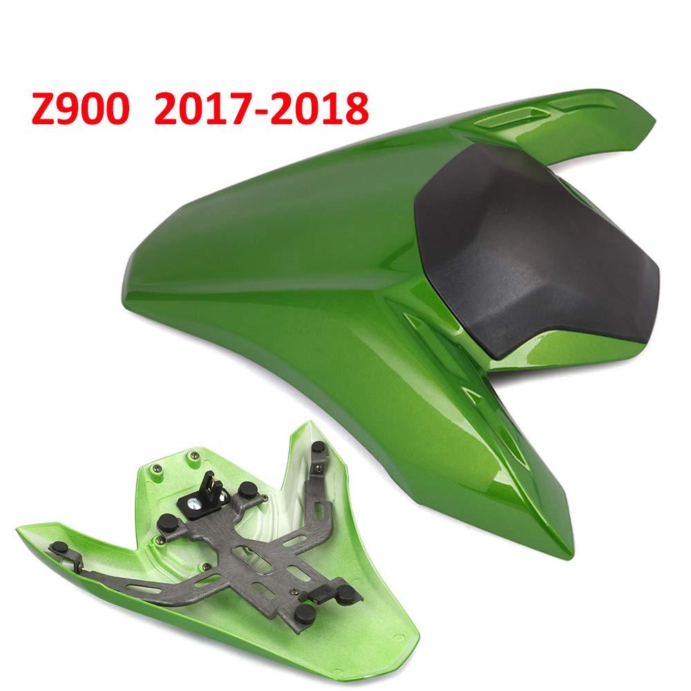 Funda para Asiento Trasero de Motocicleta Xin para Kawasaki Z900 2017 2018
