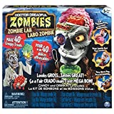 Doctor Dreadful Zombies - Zombie Lab with Candy and Drink Maker