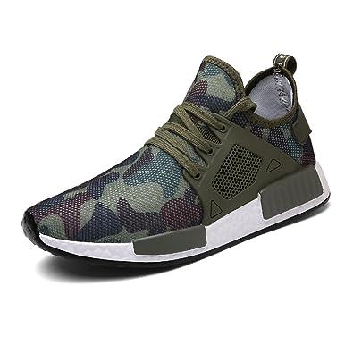 Chaussures De Sport De Camouflage dC7PLLZU