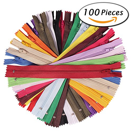 18 zippers for sewing - 9